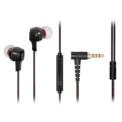 Auriculares In-Ear FiiO F1 Negro - Auriculares; conector 3.5 mm, micrófono