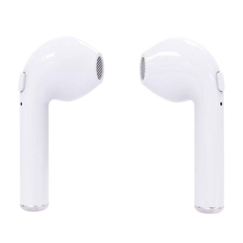 Auriculares In-Ear TWS i7 Bluetooth 4.1 - Color blanco