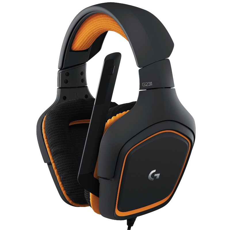 Auriculares Gaming Logitech Prodigy G231