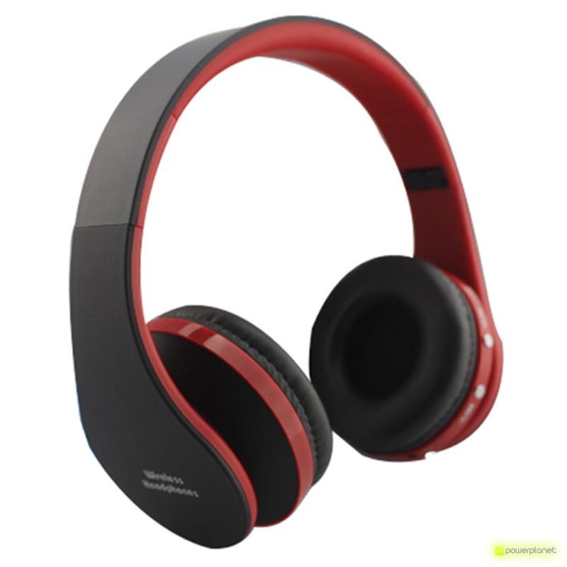 Auriculares Bluetooth NX-8252