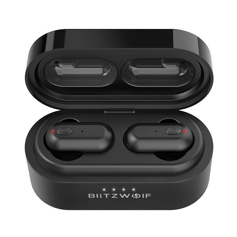 Auriculares Bluetooth Blitzwolf BW-FYE7 TWS Dual Dynamic Drivers Bluetooth 5.0