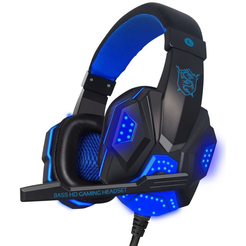 Auriculares Gaming YTOM PC780