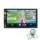 Autoradio RK-7159G - Color negro - Mando Control - Bluetooth - Mirror Link - Radio FM/AM/RDS - Reproducción Local Multimedia - Navegación GPS Multilenguaje - Pantalla Táctil 800 x 480 - Máxima Resolución Vídeo 1080P - Ítem1