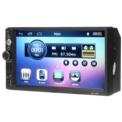 Autorádio RK-7160B Bluetooth / Mirror Link / USB / Micro SD / Controlo Remoto - Bluetooth, comando a distância, mãos-livres, reprodução de música, porta USB, slot MicroSD
