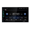 Car Radio 2 DIN RK-A705 Android - Bluetooth - Android 6.0 - Touch Screen 7 Inches. Resolution 1024 x 600 - Multimedia playback - Hands free microphone - GPS - Storage 16 GB - USB port - Micro SD slot - AUX 3.5 mm