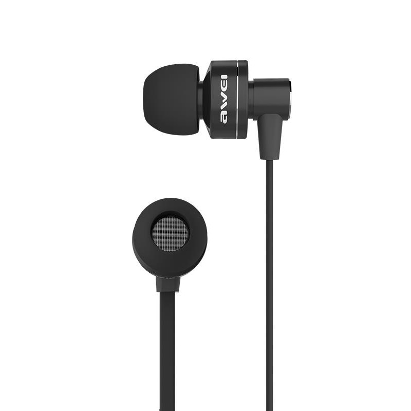 Auriculares con Micrófono Awei ES690M - Color Negro