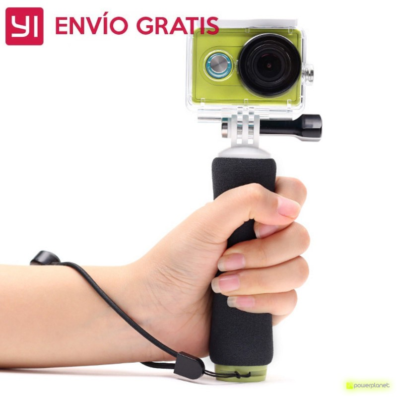 Base flutuante Yi Action Camera