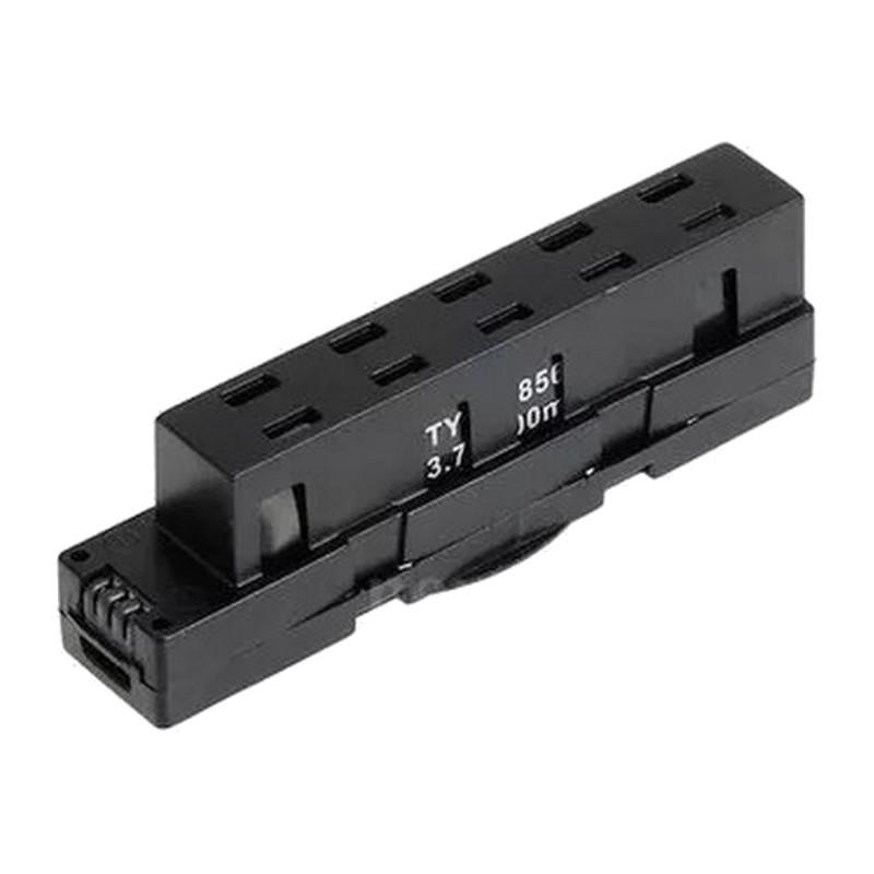 Batería 700 mAh 3.7V Li-Ion Wltoys Q626 / Q626-B - Batería Compatible Exclusivamente con Drones Wltoys:Q626 / Q626-B- 700 mAh