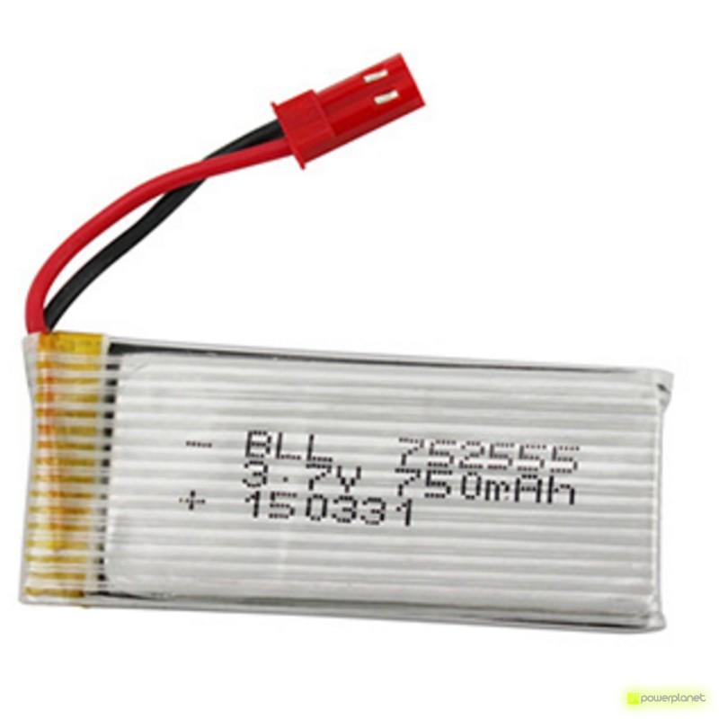 Batería 750 mAh Li-Ion WLToys A949 - A959 - A979 - K929 - L353