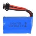 Batería 800 mAh 6.4V Li-NiMh Wltoys 18429 / L209 / L219 / L229 - Batería Compatible Exclusivamente con los modelos Wltoys: 18429 / L209 / L219 / L229 - Capacidad 800 mAh
