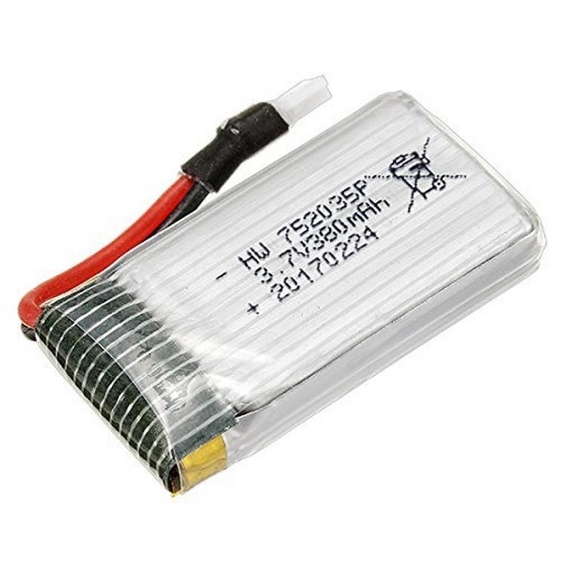 Bateria Eachine E33 / E33C / E33W 380mAh 3.7V
