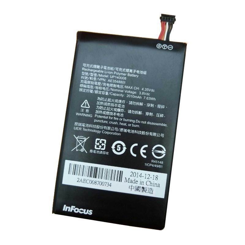 Bateria Infocus M2 - UP140008