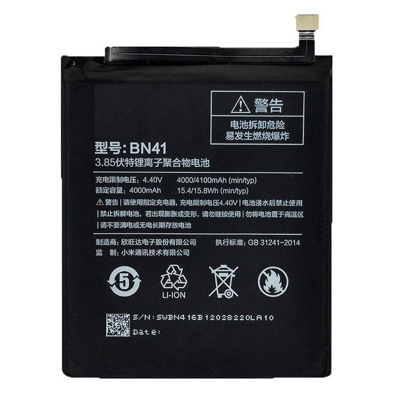 Bateria Xiaomi Redmi Note 4 - BN41