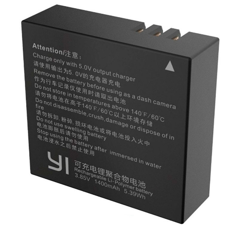 Bateria Yi Action 4K