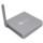 Beelink AP34 Pro Apollo Lake N3450/6GB/64GB - MiniPC - Color gris - Versión Pro - Apollo Lake N3450 - Quad Core - Intel Graphics 500 - 6GB RAM - Almacenamiento Interno 64B - 2 x HDMI - VGA - 4 x USB 3.0 - WiFi - Ethernet Gigabit -Bluetooth 4.0 - Ítem1