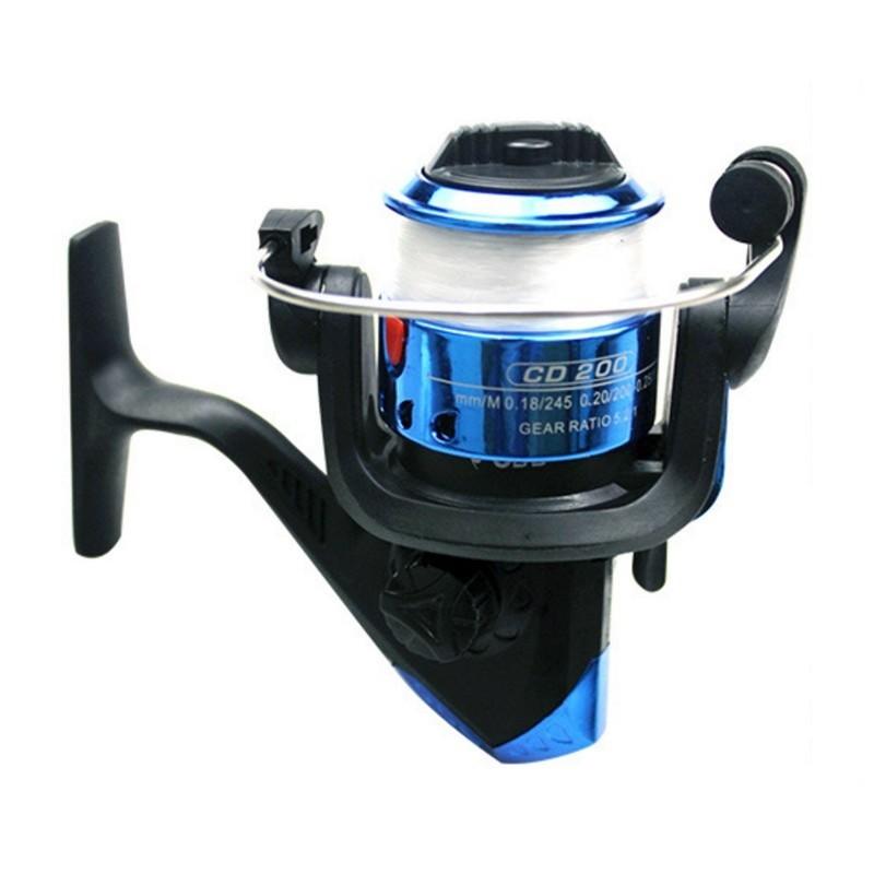 Carrete de pesca CD 200