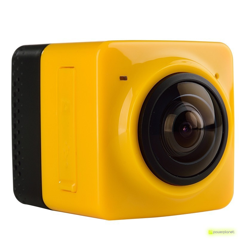 Video Cámara Deportiva Cube 360
