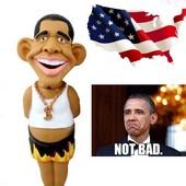 Obama gritón