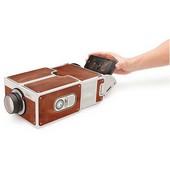 DIY Projector de cartão - Item