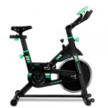 Cecotec Spin Extreme Power Active Bike - Cecotec PowerActive professional spinning bike. Silent Ergonomic Variable resistor. Comfort saddle. Emergency brake. LCD screen. Flywheel inertia 13 kg. Calapiés Wheel. - Item