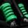 Bicicleta Cecotec Spin Extreme Ultra flex - Sistema de amortiguación UltraFlex. Volante de inercia de 25 kg. Silenciosa. Ergonómica. Sillín deportivo. Manillar de triatlón. Resistencia variable. Freno de emergencia. Pantalla LCD. Pulsómetro. Calapiés. - Ítem12