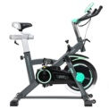 Cecotec SpinFit Extreme 20 Bike - Extreme 20 Professional Spinning Bike. With heart rate monitor and LCD screen.