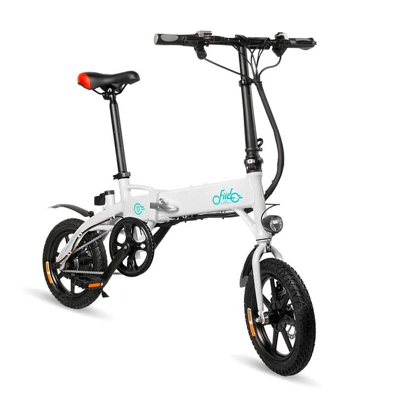 Electric Bike Fiido D1 - E-Bike