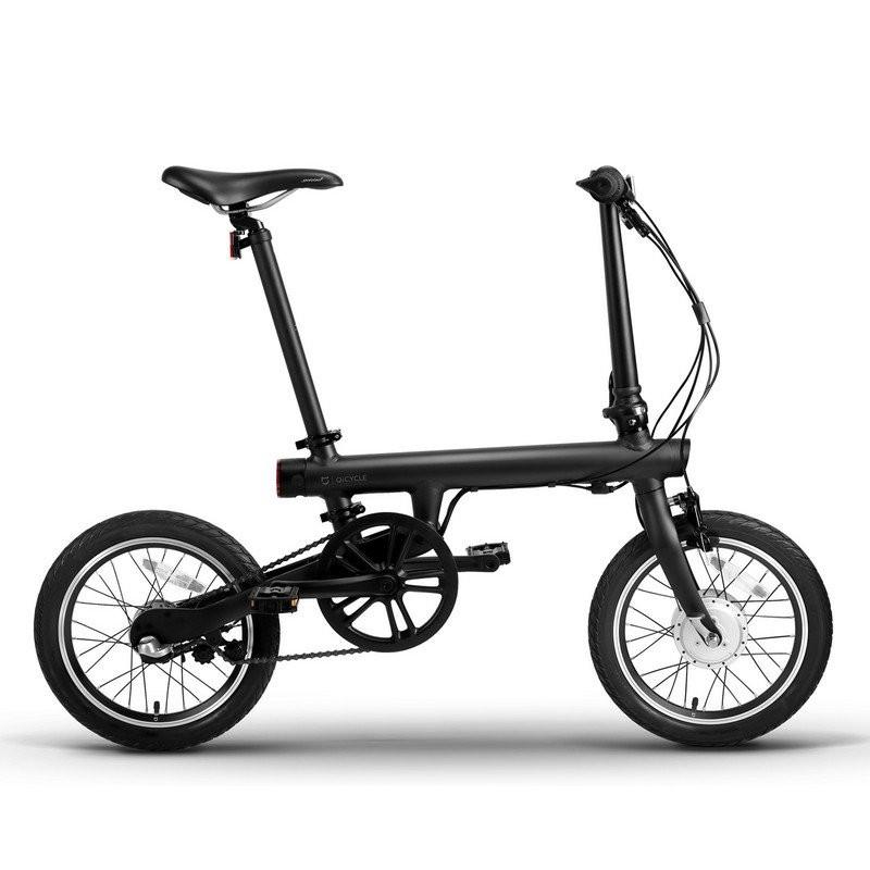 Bicicleta Eléctrica Xiaomi QiCycle Negro