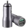 Bliztwolf BW-SD2 Cargador de Coche Dual USB QC3.0 + 2.4A 30W