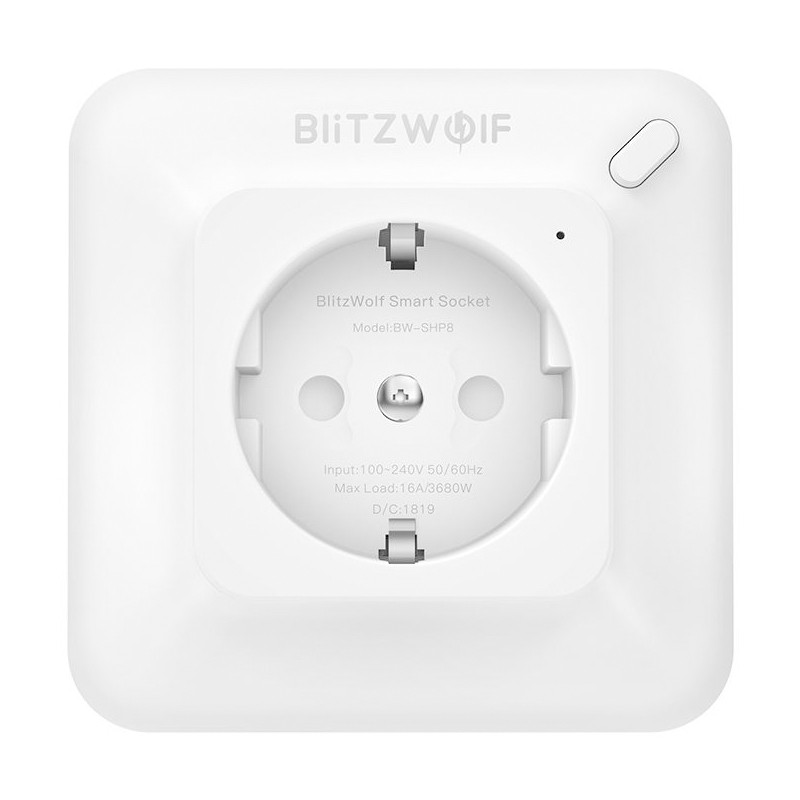 BlitzWolf BW-SHP8 Smart Recessed WiFi Plug