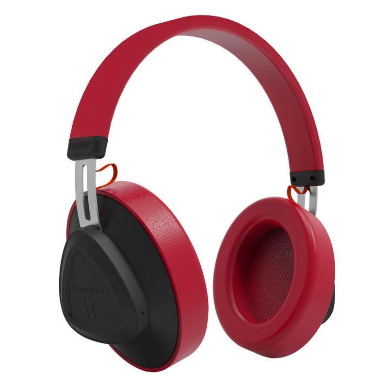 Bluedio TM - Auscultadores Bluetooth