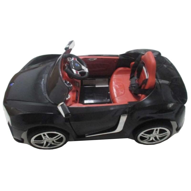 BMW Concept Style Negro 12V 2.4G - Coche Infantil