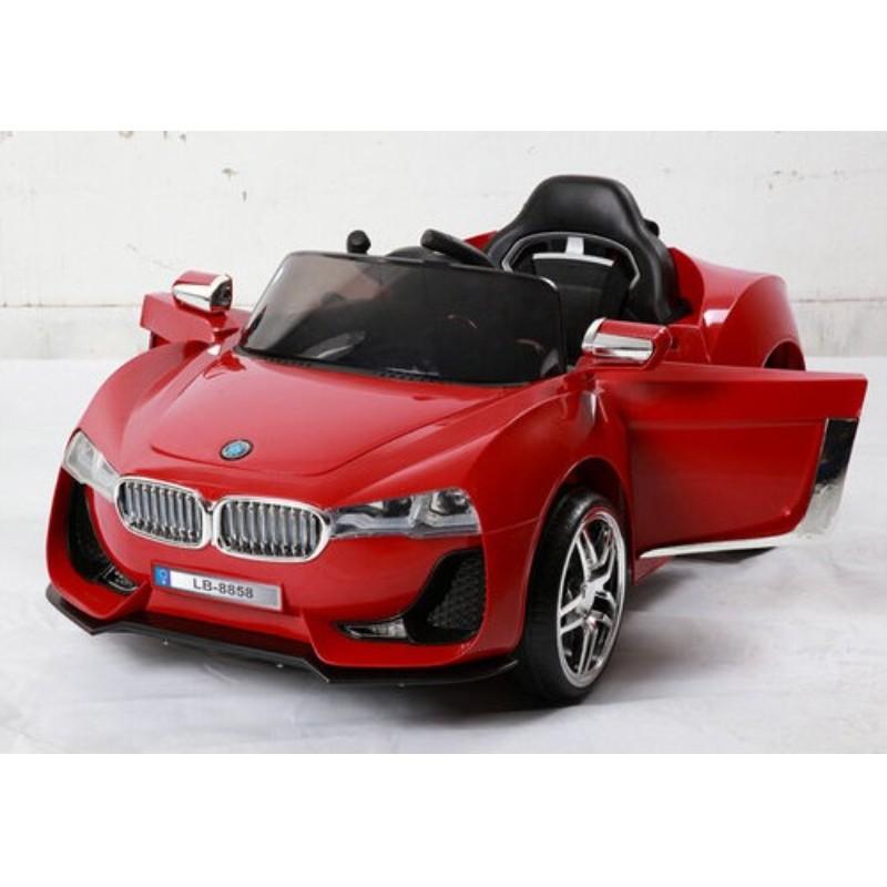 BMW Concept Style Vermelho 12V 2.4G - Carro infantil