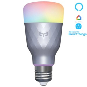 Lâmpada Yeelight Smart LED Bulb 1SE  Diferentes ambientes