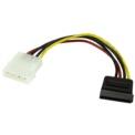 Cable adaptador de alimentación MOLEX LP4 4 Pines a SATA