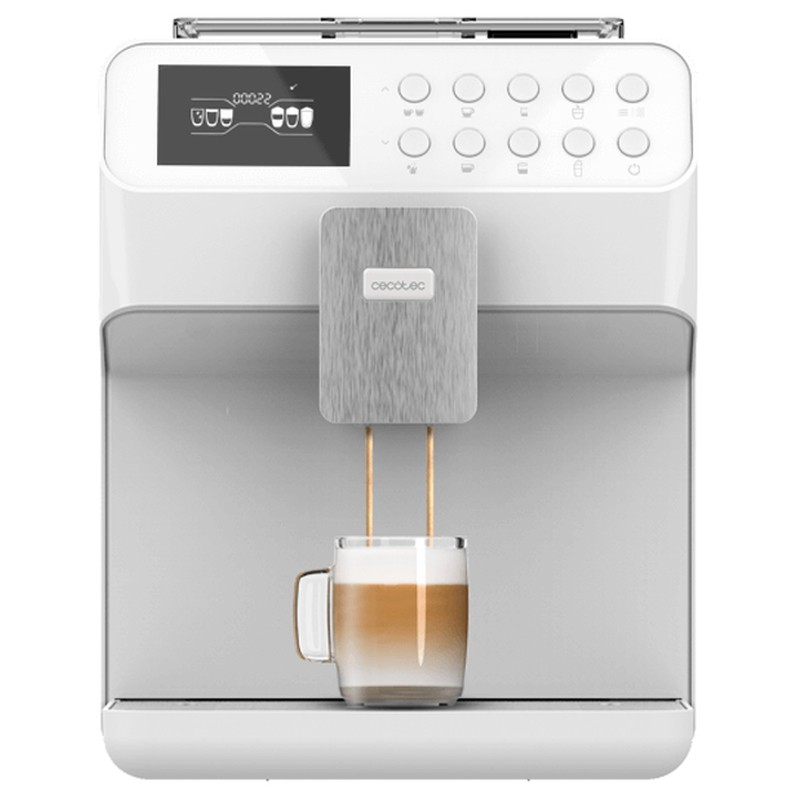 Coffee Maker Cecotec Power Matic-ccino 7000 Serie Bianca
