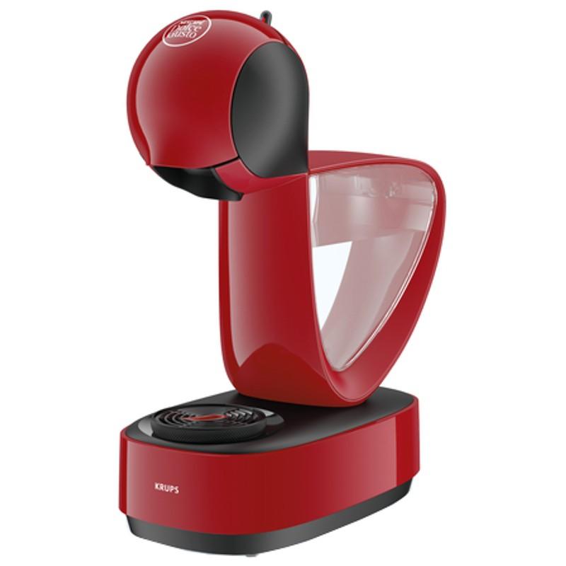 Máquina de café Dolce Gusto Krups KP1705SC Infinissima Vermelha 1500W 15 BAR