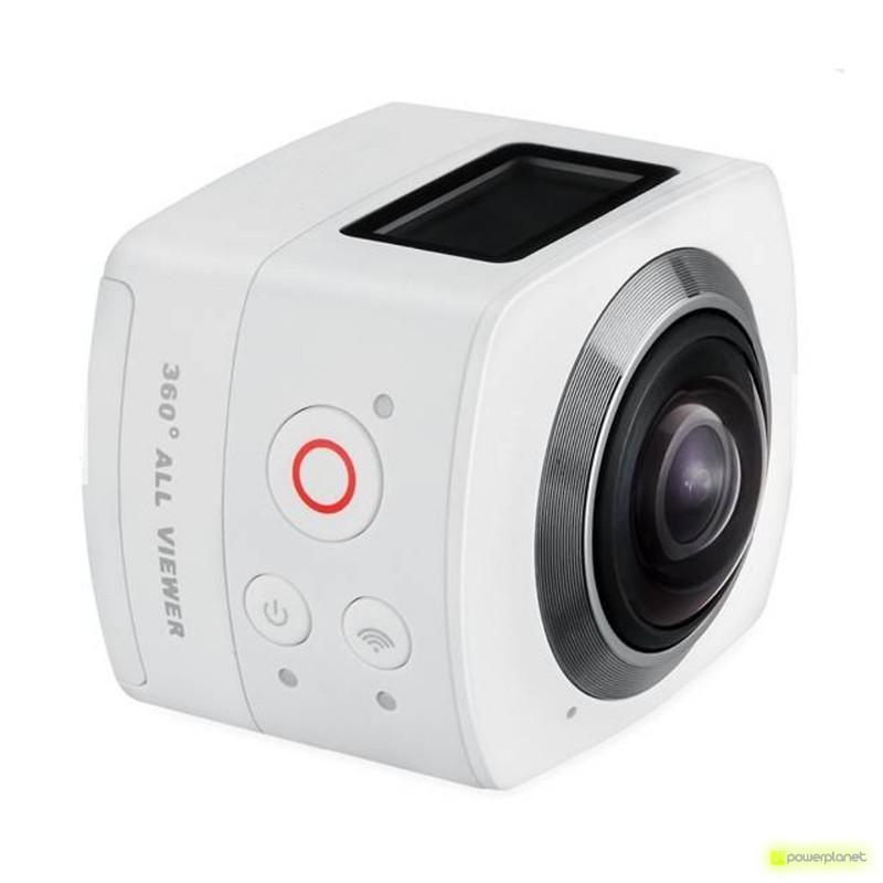 Video Cámara Okaa 360 Panorámica - Clase A Reacondicionado