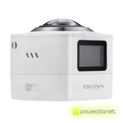 Video Cámara Okaa 360 Panorámica - Clase A Reacondicionado - Ítem2