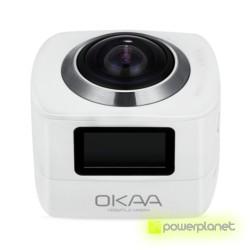 Video Cámara Okaa 360 Panorámica - Clase A Reacondicionado - Ítem3