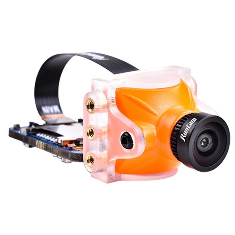 Câmera Drone RunCam Split Mini 2 Full HD FPV - Extremamente Leve - Fácil Instalação - Modo FPV a 130º - Gravação Full HD a 165º (1920 X 1080) - Vídeos em .MOV - Lente Intercambiável - WDR - App