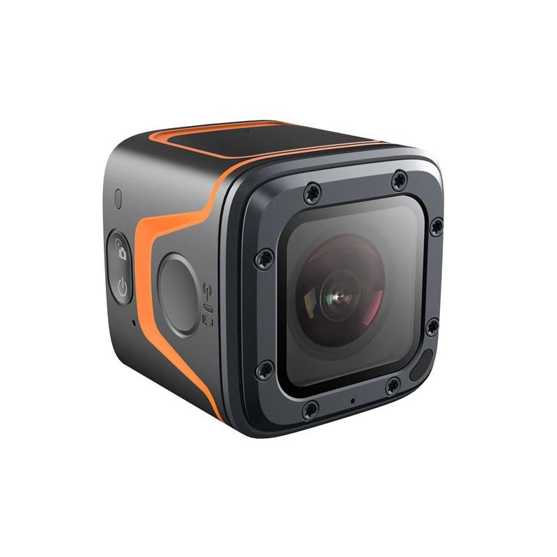 Cámara FPV FOXEER Box 4K - Vista frontal, lente