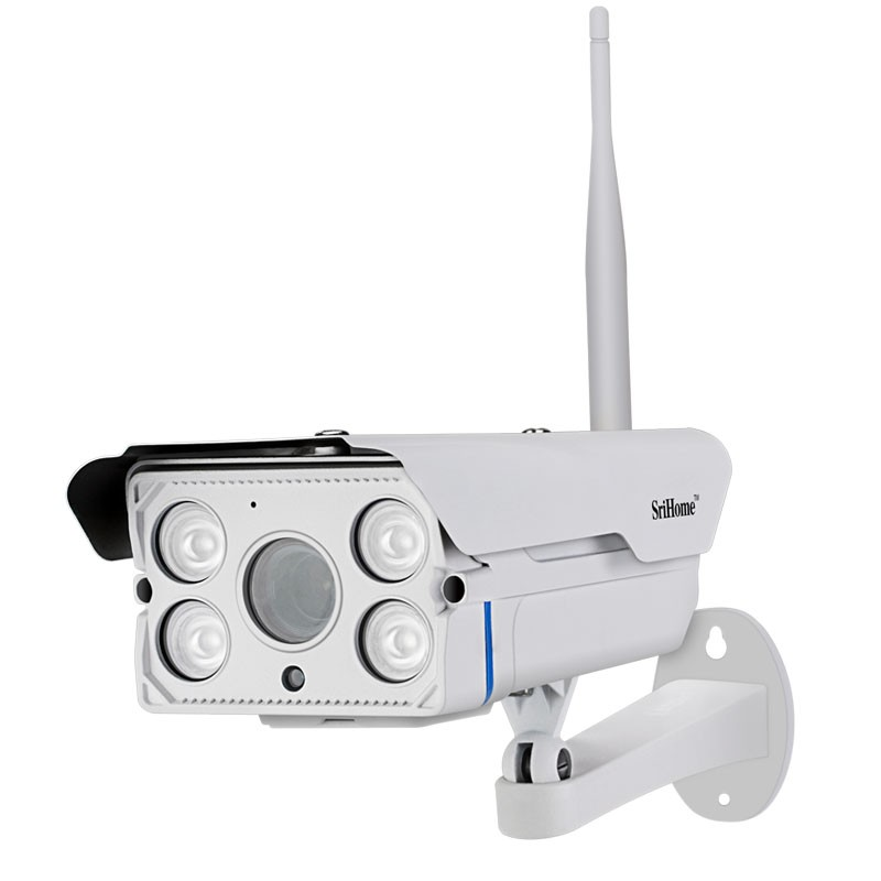 Cámara de seguridad IP Sricam SH027