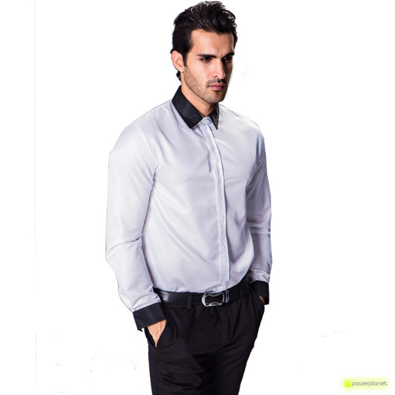 Camisa The Shine Cinza - Homen