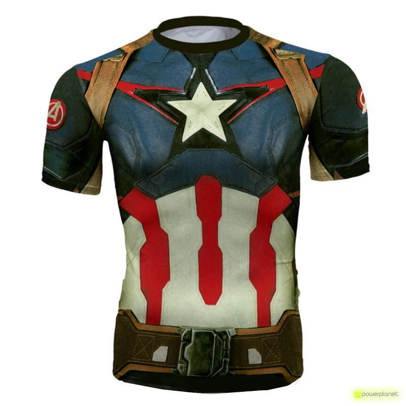 Camiseta American