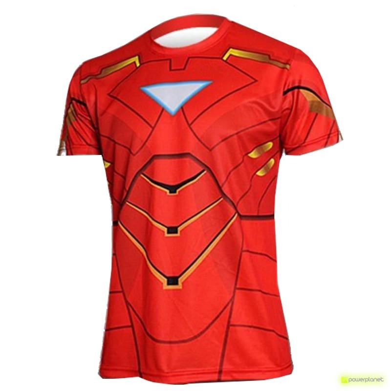 Camiseta Iron