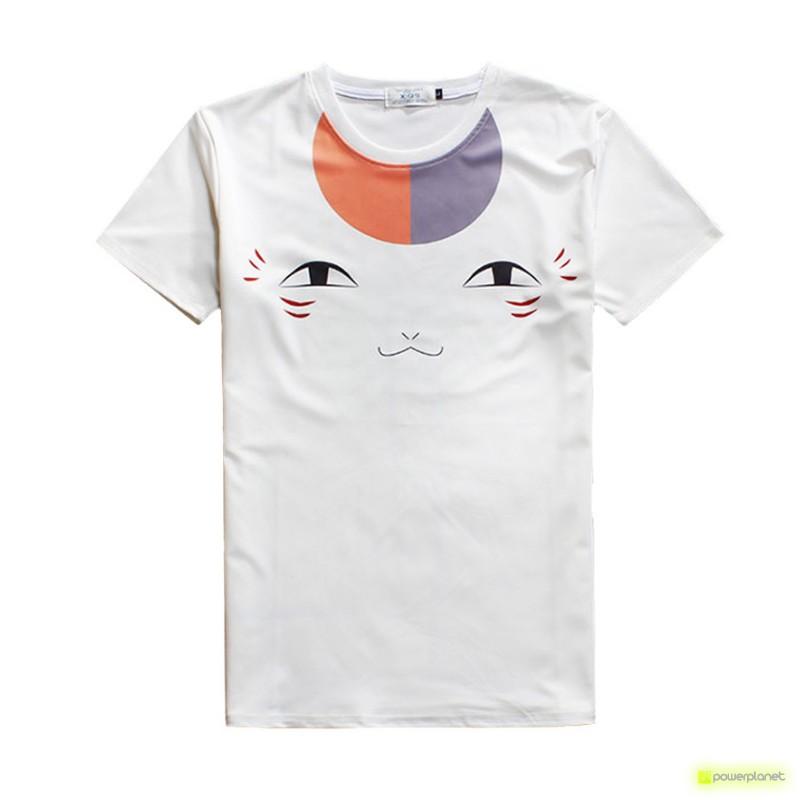 Camiseta Natsume Cat
