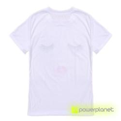 Camisa Print Beautiful Branca - Item5