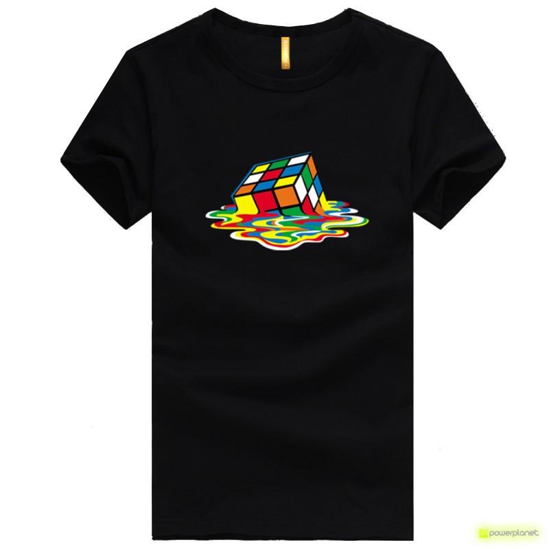 Camiseta Sheldon Rubik
