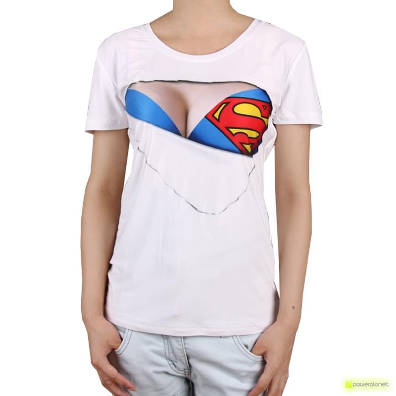 Camiseta SuperWoman Fresh